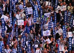 2008 Democratic National Convention in Denver, CO